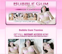 Bubble Gum Teenies
