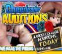 Cheerleader Auditions