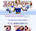 Cheerleader Teenies