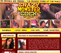 Crazy Monster Cock