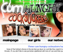 Cum Hungry Cocksuckers