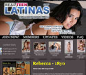 Real Teen Latinas