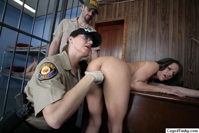 Strip Search Prison