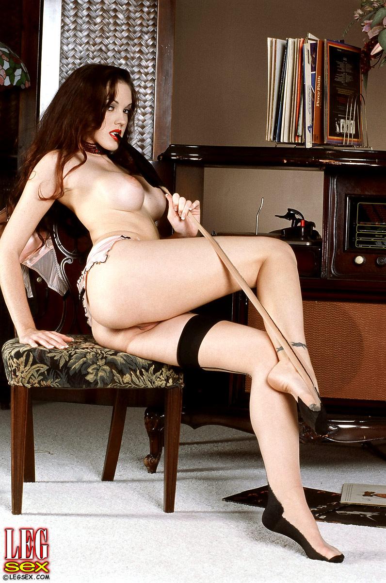 Sexy leg porn