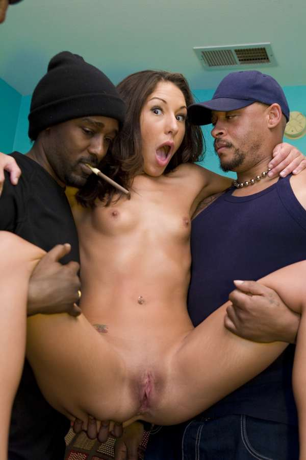 Порно репер трахает телку — pic 15