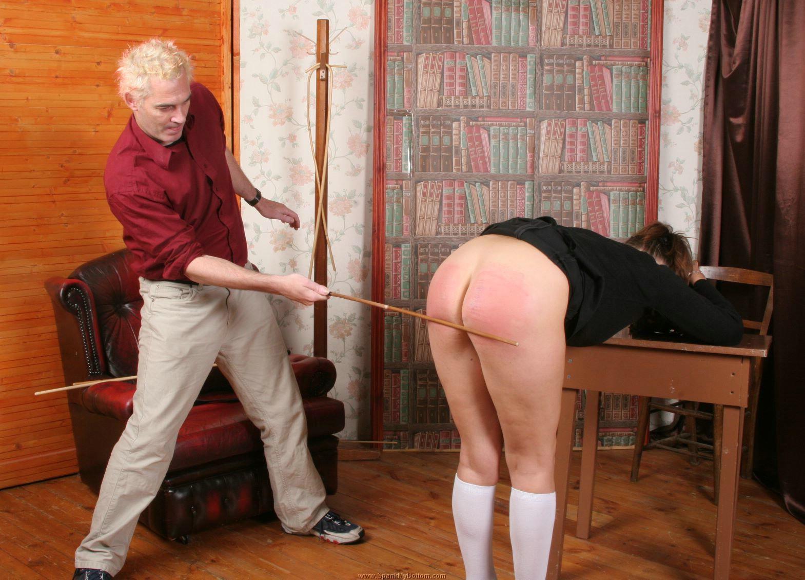 Watch russian spank